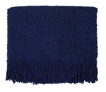 Picture of Throw Blanket Campbell-Midnight
