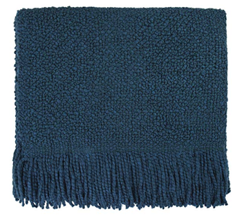 Picture of Throw Blanket Campbell-Teal