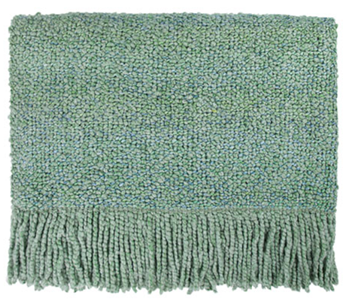 Picture of Throw Blanket Campbell-Jade