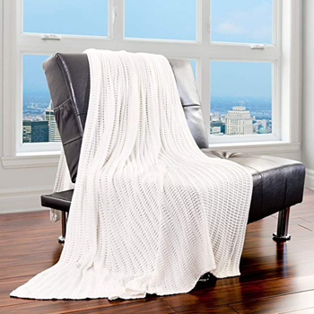 Picture of Throw Blanket CC-Natural