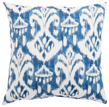 Picture of Indigo Indoor/Outdoor Pillow 18 x 18