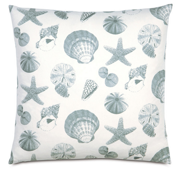 "Picture of Shoreline Capri Accent Pillow 20""x20"""