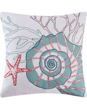 Picture of Nautilus Pillow 18 x 18