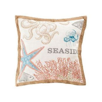 Picture of Great Reef Pillow 24 x 24