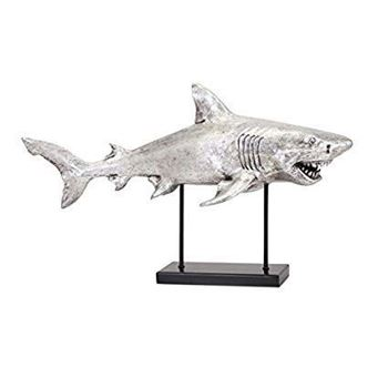 Picture of Shark-Alley Sculpture