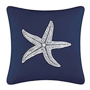 Picture of Starfish Pillow 18 x 18