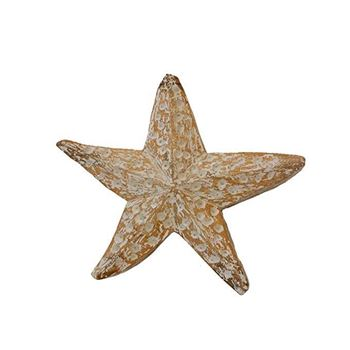 Picture of Flat Wood Starfish Small