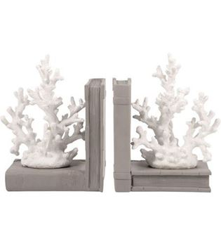 Picture of Coralyn Set of 2 Bookends