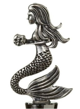 Picture of Wine Stoppers Mermaid