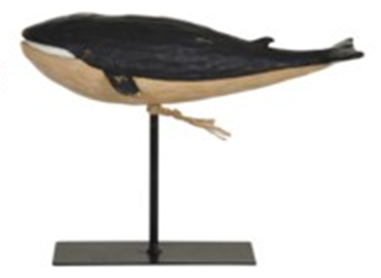 Picture of Whale Statue