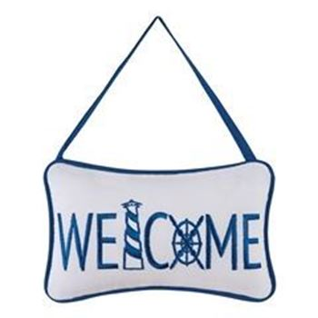Picture of Welcome Pillow