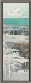 "Picture of Ocean Panel 36"" x 13"" B"