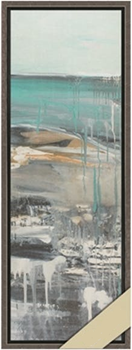 "Picture of Ocean Panel 36"" x 13"" A"