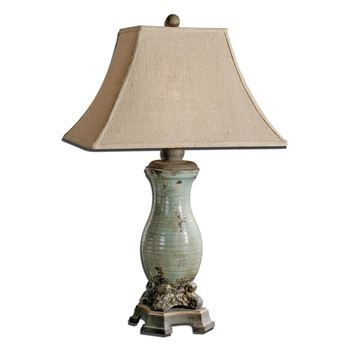 Picture of Andelle Table Lamp Blue