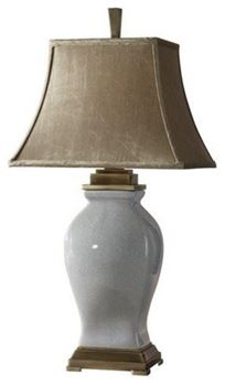 Picture of Sky Blue Lamp